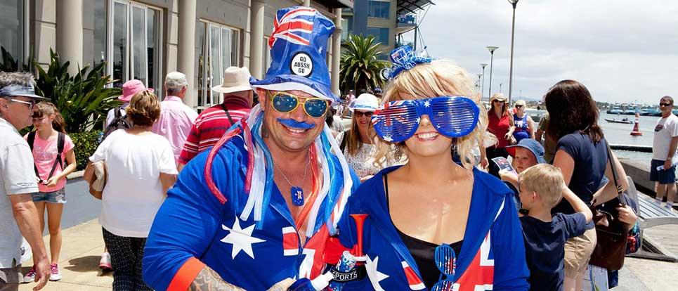 نمادهای ملی استرالیا   مهاجرت استرالیا - ویزای استرالیا